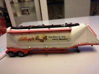 Vintage Matchbox Superkings K3 Grain Transporter 1979 Trailer Only Kellogs