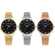 Women's Luxury Round Dial Alloy Band Quartz Wrist Watch Fashion Jewelry Magic