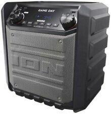 Ion Ipa80 Game Day Rechargeable Portable Pa Spkr Speaker