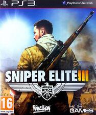 Sniper Elite III (Sony PlayStation 3, 2014)