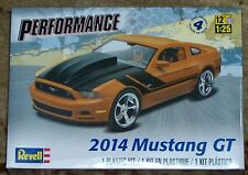 Revell Monogram 4379  2014 Ford Mustang GT Plastic Model Kit 1/25