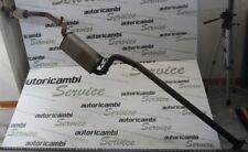 1349857 MARMITTA TUBO DI SCARICO CON SILENZIATORE TERMINALE FORD CMAX 1.6 D AUT