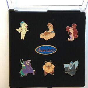 Hercules Commemorative Set - 7 Pins - Disney Pin 4756