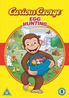 Nuevo Curious George - Huevo Caza DVD