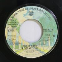 Soul 45 The Sanford/Townsend Band - Smoke From A Distant Fire / Lou On Burbank H
