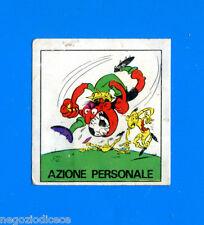 CALCIATORI PANINI 1970-71 - Figurina-Sticker 11a - AZIONE PERSON PROSDOCIMI -Rec