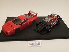 Ferrari 512 Bb Le Mans 2Ø Serie Best 1:43 Be9389D Modellino Auto Diecast