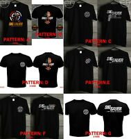 Sig Sauer Firearms T-Shirt Custom