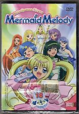 dvd MERMAID MELODY Principesse sirene HOBBY & WORK numero 18