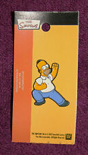 The Simpsons Collectable Pins/Badges