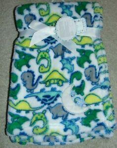 ~NWT Boys ZAK & ZOEY Dinosaur Blanket! Super Cute FS:)~