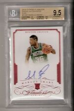 Marcus Smart 14/15 Flawless Auto RC Rookie #RA-MS SN #12/15 BGS 9.5/10