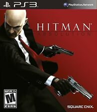 PS3 Hitman: Absolution Video Game multiplayer assassin fps steath fun RE-SEALED
