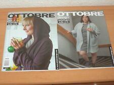 OTTOBRE design woman 34-52 + Schnittmuster Ausgabe Herbst/Winter 5/2018