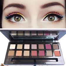 High 14 Colors Eyeshadow Palette Modern Renaissance Matte Makeup Cosmetics Kit