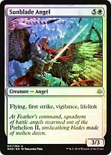 Sunblade Angel FOIL War of the Spark NM-M White Uncommon MAGIC MTG CARD ABUGames
