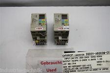 Omron Inverter 3g3ev-AB002M-CE Convertidor de frecuencia SYSDRIVE 3g3ev
