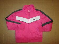 Girls NIKE full zip athletic jacket sz S Sm