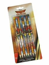 Licensed Disney Planes Fire & Rescue Colouring Pencils x 32 - 4 Packs Party Bags