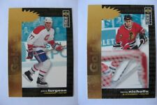 1995-96 Collector's Choice C15 Turgeon Pierre bonus GOLD crash  canadiens