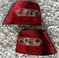 Fanali Posteriori LED VW Set Golf 4 1J Berlina Rosso