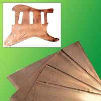A4 Guitar Copper Shielding Sheet Foil Tape - 20x30cm Sheet Self-Adhesive
