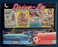 DRIVE IN MOVIE POSTERS AND LOBBY CARDS