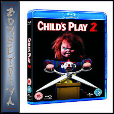 CHILDS PLAY 2 - Alex Vincent & Jenny Agutter  ***BRAND NEW  BLU-RAY ***