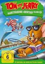 Tom & Jerry - Haarsträubende Abenteuer Vol. 2 - DVD - *NEU*