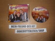 CD Volksmusik Bergfeuer - Indian Summer (1 Song) MCD VM REC