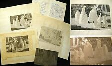 C 1965 GROUP ORIGINAL ART + PROOF + PRINTING PLATE NATIONAL GEOGRAPHIC ARTIST