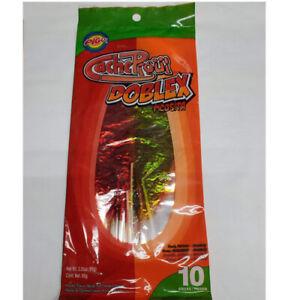 Slaps Cachepigui (Cachetadas) Doblex Picosita Lollipop Mexican Candy(10pc)