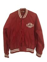 Vintage Alabama Crimson Tide Chalk Line Lightweight Jacket NCAA SEC 80s 90s L