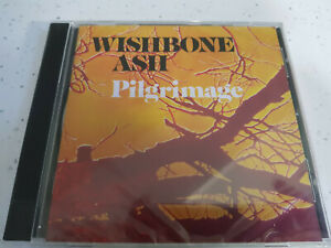 Wishbone Ash  -  Pilgrimage -  CD - New & Sealed