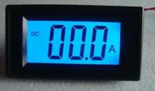 1Pcs Blue DC200mA  LCD Digital AMP Panel Meter New