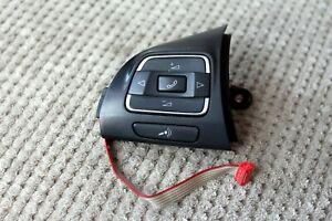 OEM VW Volkswagen Jetta Golf mk6 VI Sport Multifunctional Steering Wheel Buttons