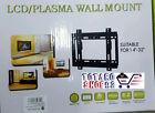"""SUPPORTO STAFFA FISSA A MURO PER TV MONITOR LCD LED PLASMA DA 14"""" A 32"""" POLLICI-"""