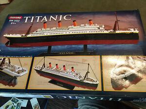 Oxford Titanic Building Block Kit Special Edition Blocks BM 3522 Legoish Puzzle