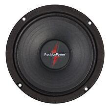 "Precision Power PM.654 170 Watts 6.5"" Speaker Pro Audio Mid-range bass Driver"