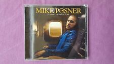 MIKE POSNER - 31 MINUTES TO TAKEOFF. CD