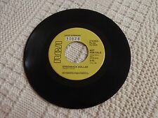 JACK DOWNING  GREENBACK DOLLAR/NO MAN'S LAND  RCA 230 M- PROMO