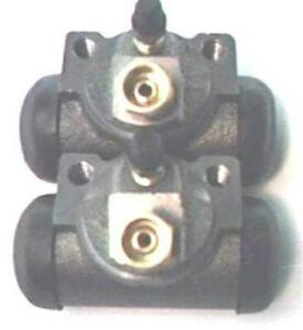 Both rear wheel cylinders Cadillac 1938-1957 new stock! -for a brake job,save