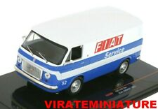 Fiat 238 Fourgonette Fiat Service Année de construction 1971 Blanc/bleu 1 43 IXO
