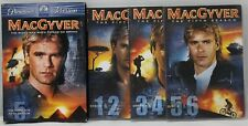Macgyver - The Complete Fifth 5 Five Season Dvd no scratches on discs