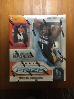 2019-20 Panini Prizm Basketball Mega Box Factory Sealed Zion? Ja? Herro?