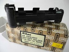 Nikon AA Battery Holder for MD-12 Motor Drive Genuine Replacement Part BOXED