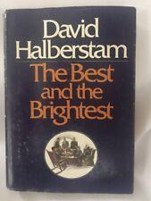 The Best And The Brightest By David Halberstam 1972 Kennedy JFK Book