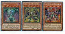 Yubel-The-Terror-Incarnate-Ultimate Nightmare1st LCGX -EN197-198-199 SECT Yugioh