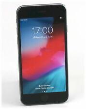 "Apple iPhone 6 schwarz-silber 16GB 4,7"" Retina Display Smartphone ohne SIMlock"