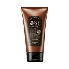 [SKINFOOD] Black Sugar Perfect Scrub Foam - 180g / Free Gift